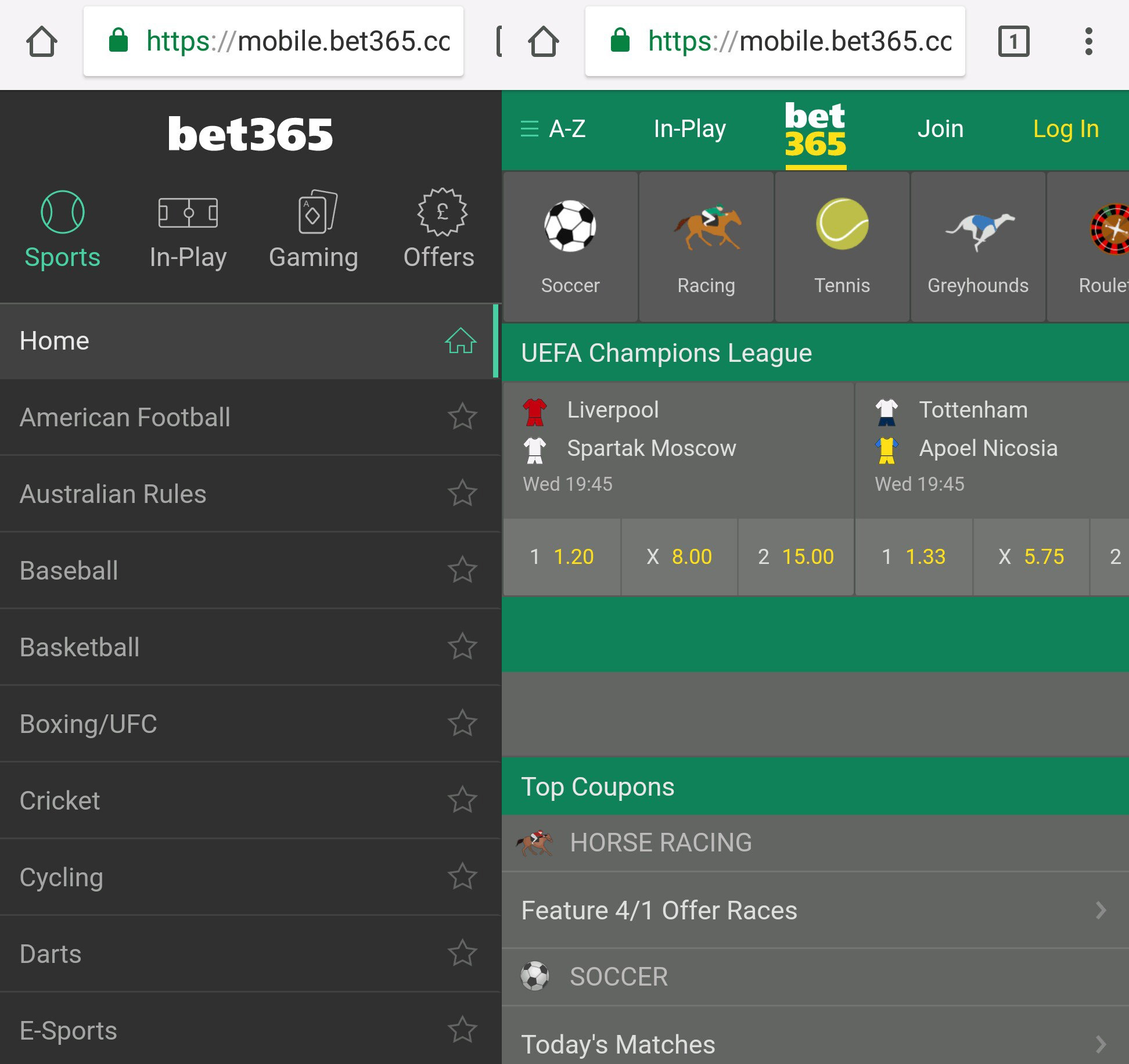 apk bet365 download mobile